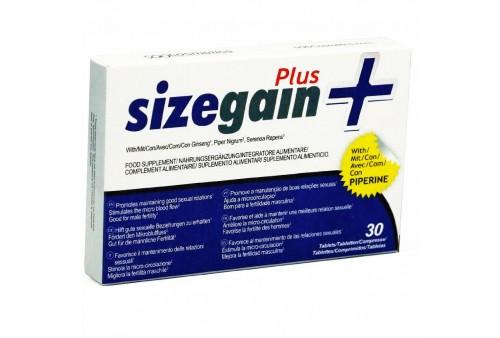 sizegain plus pastillas para alargar el pene