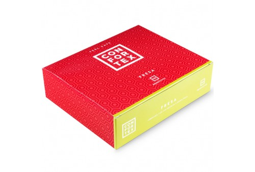 confortex preservativos fresa caja 144 uds