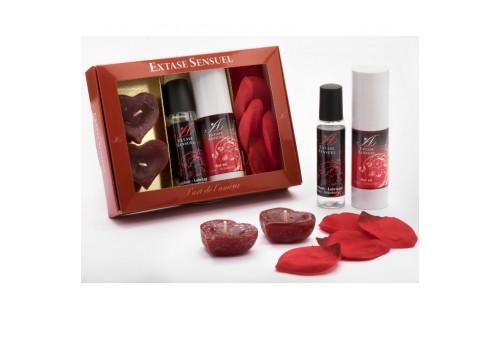 extase sensuel cofre tentacion roja