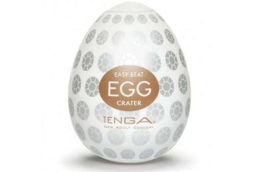 tenga huevo masturbador crater