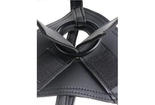 king cock harness con pene realistico 178cm
