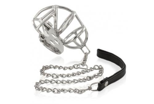 metal hard anillo castidad metal con correa