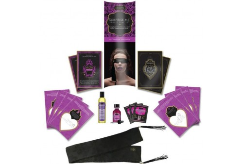kamasutra surprise me kit erotico