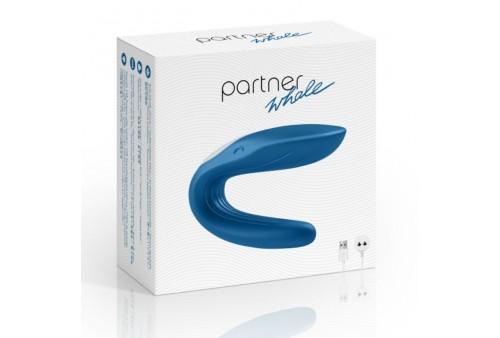 partner toy whale vibrador para dos