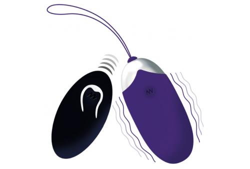 intense flippy ii huevo recargable remoto lila