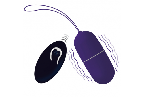 intense flippy i huevo control remoto lila