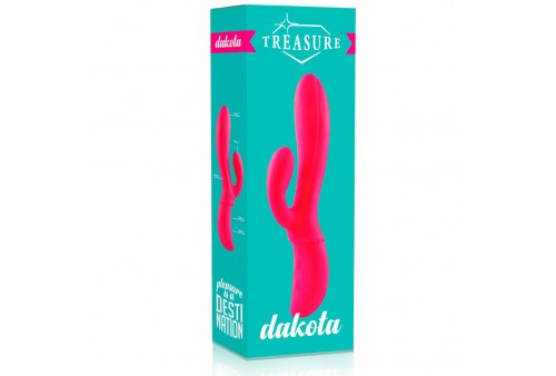 treasure dakota silicone rosa