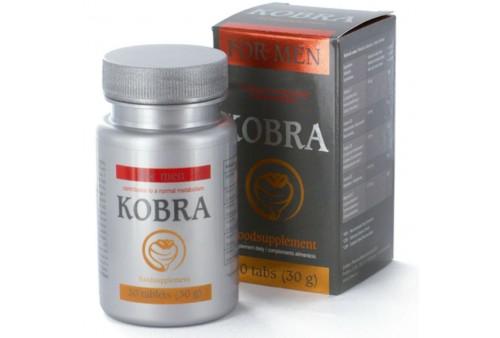 kobra potenciador masculino 30 tabs