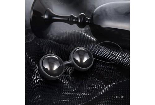 lelo luna beads noir bolas chinas
