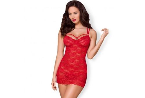 obsessive 860 che 1 chemise rojo l xl