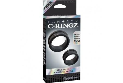 fantasy c ringz anillas silicona max widht