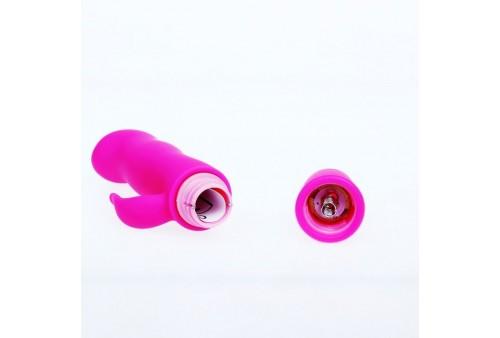 pretty love flirtation vibrador con estimulador clitoris blithe