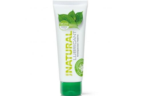 lubricante base agua natural 125 ml