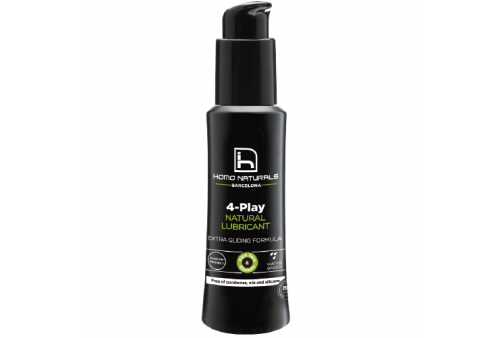 lubricante natural 4 play 100ml