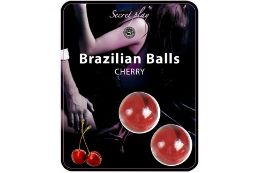 brazilian balls cereza set 2 bolas