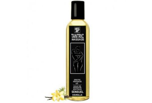 eros art aceite masaje tantrico natural y afrodisíaco vainilla 200ml