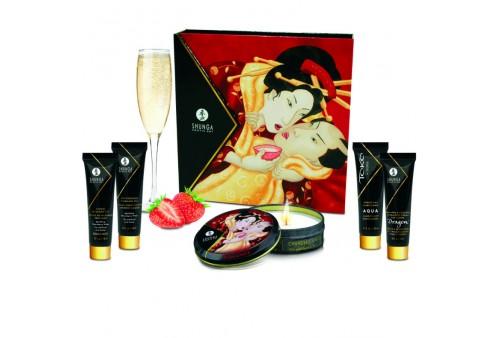 kit secret geisha fresa champagne