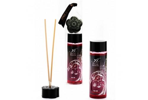 extase sensuel aceite estimulante cereza 100ml