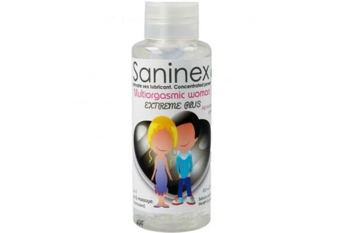 saninex multiorgasmic woman extreme plus 2 en 1