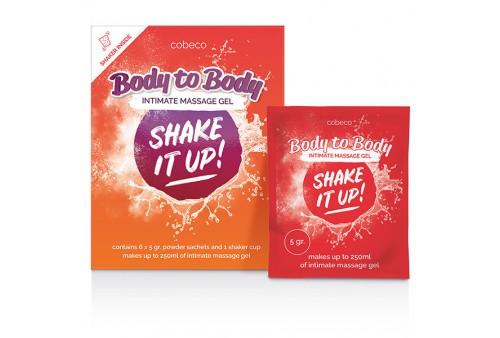 shake it up 30gr polvo para aceite de masaje