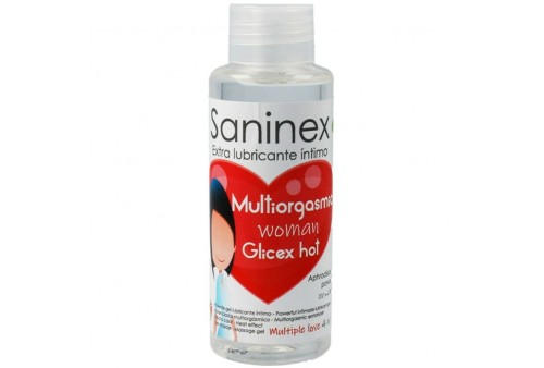 saninex multiorgasmic woman glicex hot 4 en 1 100 ml