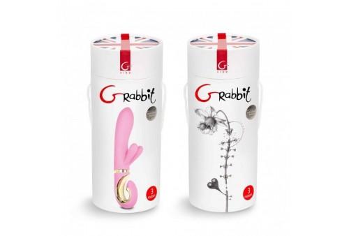 g rabbit vibrador conejito rampante rosa