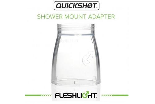 fleshlight adaptador ducha quickshot