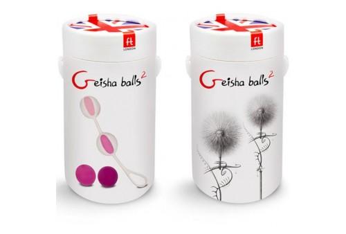g vibe bolas con 4 pesos geisha balls 2