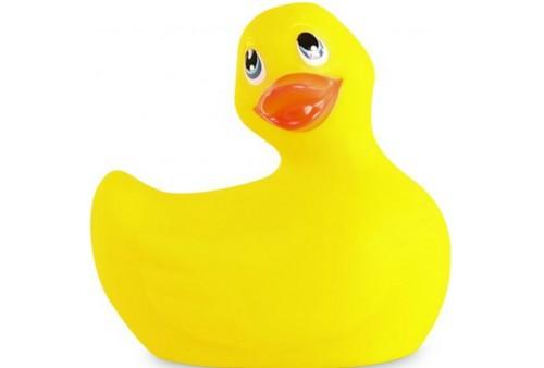 i rub my duckie classic pato vibrador amarillo