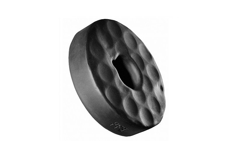 perfect fit donut anillo erección negro