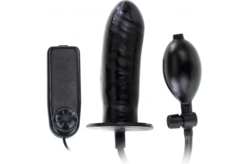 bigger joy pene hinchable con vibracion 16 cm