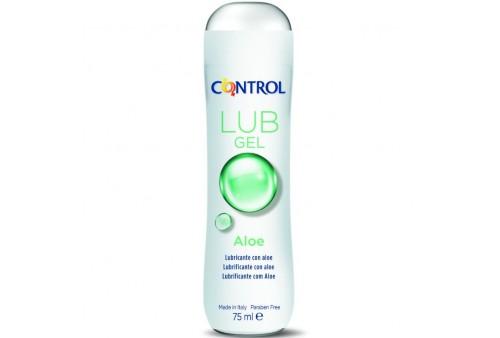 control lub gel lubricante con aloe 75 ml