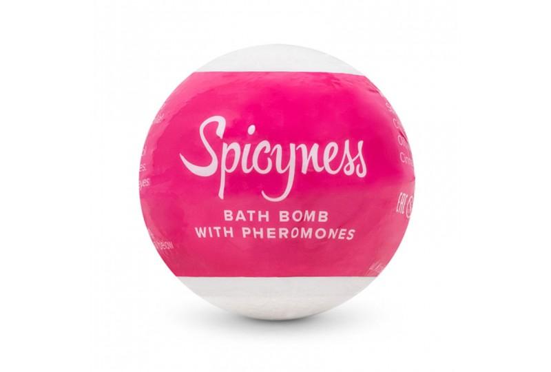 obsessive spiciness sal baño con feromonas
