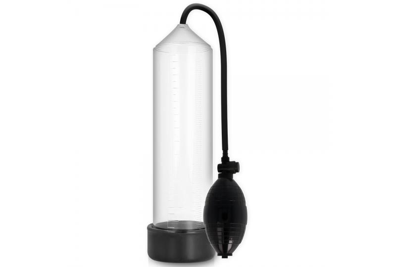 pump addicted bomba erección rx3 transparente