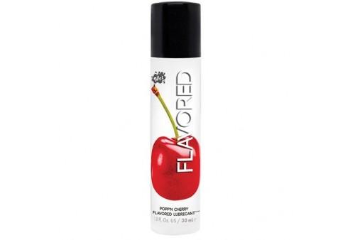 wet flavored lubricante cereza 30 ml