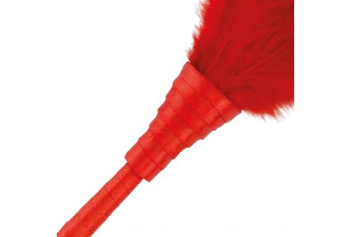darkness pluma estimuladora rojo 24cm