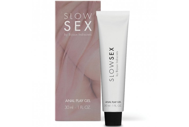 slow sex gel de estimulacion anal 30 ml