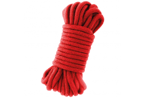 darkness cuerda japonesa rojo 10 metros