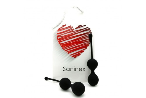 saninex bolas double clever negro