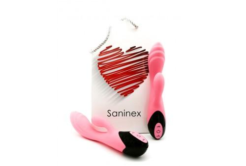 saninex swan vibrador rosa