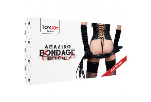 just for you kit juguetes bondage