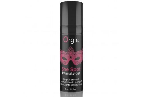 orgie she spot gel estimulador punto g 15 ml