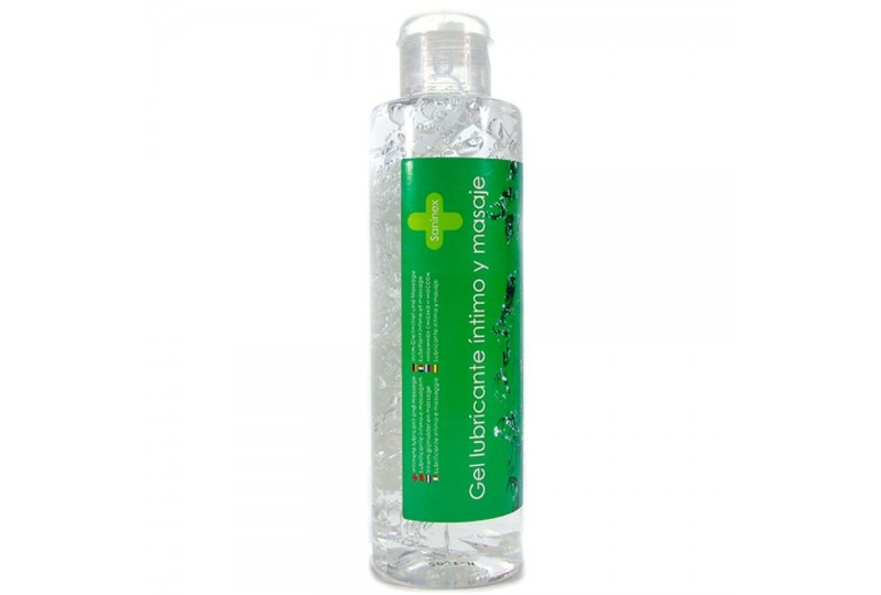 lubricante saninex 2 en 1 power time 200 ml