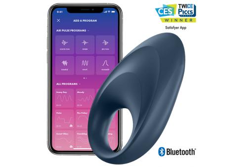 satisfyer mighty one anillo estimulador con app