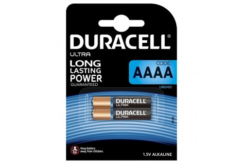 duracell ultra power pila alcalina aaaa mx2500 15v blister2