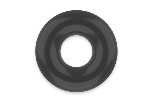 powering super flexible y resistente anillo pene 45cm negro