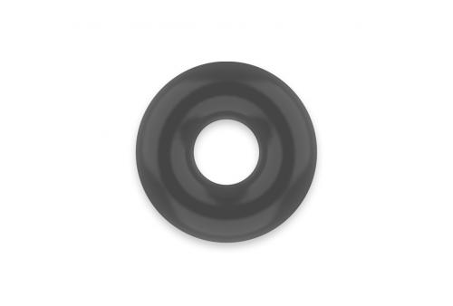 powering super flexible y resistente anillo pene 35cm negro