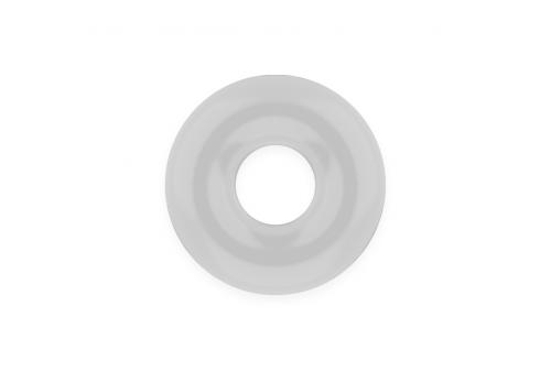 powering super flexible y resistente anillo pene 35cm clear