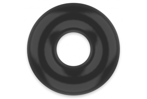 powering super flexible y resistente anillo pene 5cm pr03 negro