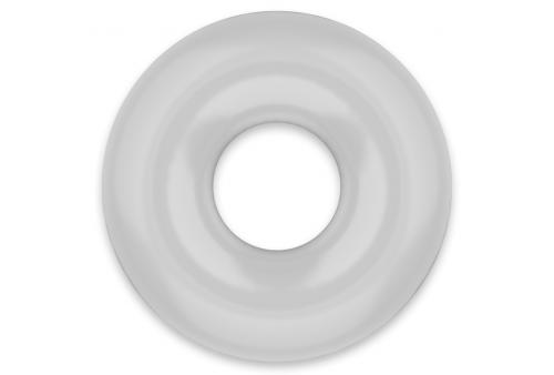 powering super flexible y resistente anillo pene 5cm pr03 clear